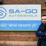 SA-GO Autósiskola Győrben